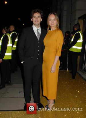 Sam Claflin , Laura Haddock - BAFTAs: BAFTA fundraising gala dinner & auction at BAFTA - London, United Kingdom -...