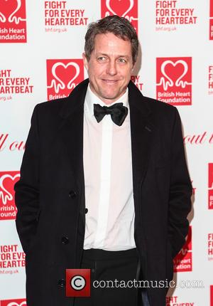 Hugh Grant Honoured With Bfi Fellowship Award