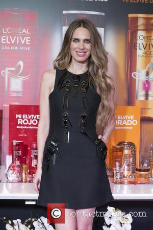 Vanesa Romero - Vanesa Romero is presented as a new 'Elvive' Ambassador at the ME Reina Victoria Hotel - Madrid,...