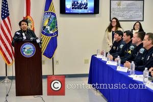 Loretta Lynch - U.S. Attorney General Loretta E. Lynch visits the Doral Police Department as part of the second phase...