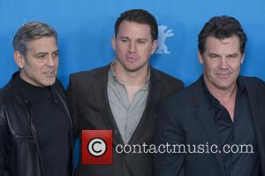 George Clooney, Channing Tatum and Josh Brolin
