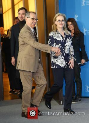 Meryl Streep and Dieter Klossek