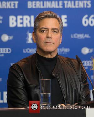 George Clooney Is Red Carpet Ready In 30 Minutes