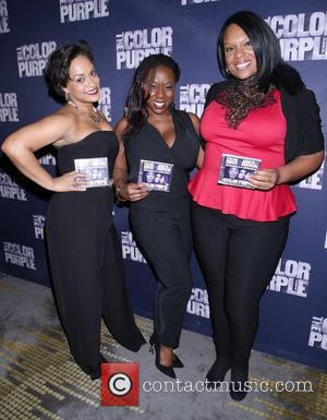 The Color Purple, Rema Webb, Bre Jackson and Carrie Compere
