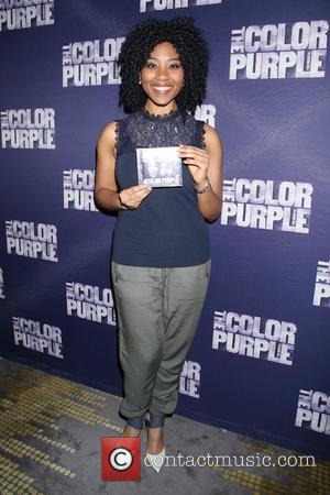 The Color Purple and Adrianna Hicks
