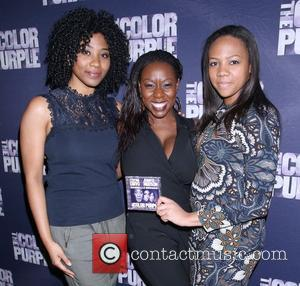 Phoenix, Adrianna Hicks, Bre Jackson and The Color Purple