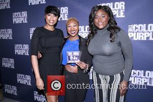 Jennifer Hudson, Cynthia Erivo and Danielle Brooks