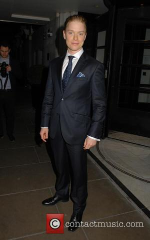 Freddie Fox - Pre-BAFTA party at The Savoy presented by GQ and Hackett - London, United Kingdom - Friday 12th...
