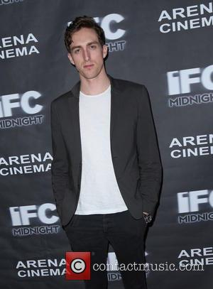 Dustin Ingram - 'Cabin Fever' premiere at Arena Cinema in Hollywood - Los Angeles, California, United States - Friday 12th...