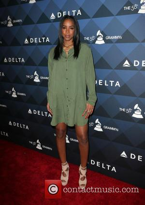 Kelly Rowland - Delta Air Lines Celebrates 2016 GRAMMY Weekend with 'Sites And Sounds' Private Performance with Leon Bridges -...