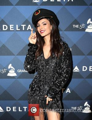 Victoria Justice Hoping For A Photo With Justin Timberlake At Teen Choice Awards