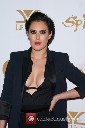 Rumer Willis - OK! Magazine's 2016 Pre-Grammy Party at Lure Nightclub at Grammy - Los Angeles, California, United States -...