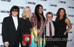 John Titta, Elizabeth Matthew, Jazmine Sullivan, Paul Williams and Nicole George-middleton