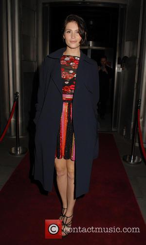 Gemma Arterton - 'Nell Gwynn' press night at the Apollo Theatre in London - London, United Kingdom - Friday 12th...