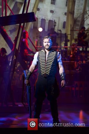 Daniel Bedingfield - Jeff Waynes Musical Version Of The War Of The Worldss Photo Call at DominionTheatre - London, United...