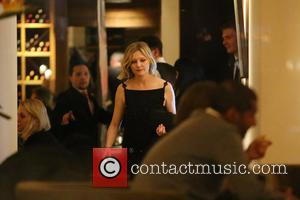 Kirsten Dunst - Kirsten Dunst seen having dinner at the Bocca di Bacco Restaurant in Mitte - Berlin, Germany -...