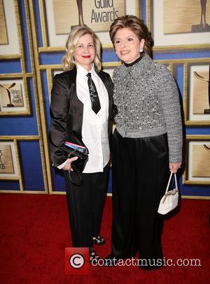 Katherine Fugate and Gloria Allred