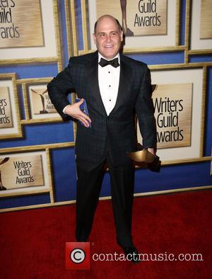 Matthew Weiner - 2016 Writers Guild Awards at Hyatt Regency Century Plaza - Press Room at Hyatt Regency Century Plaza,...