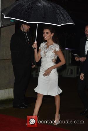 Penelope Cruz - Lancome BAFTA Nominees Party at Kensington Palace Gardens - Arrivals at BAFTA - London, United Kingdom -...