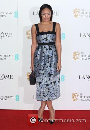Sarah-Jane Crawford - Lancome BAFTA Nominees Party 2016 at Kensington Palace Gardens - Arrivals at BAFTA - London, United Kingdom...