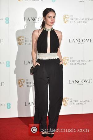 Heida Reed - Lancome BAFTA Nominees Party held at Kensington Palace Gardens. at BAFTA - London, United Kingdom - Saturday...