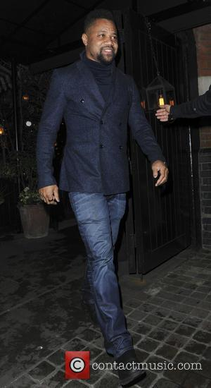 Cuba Gooding , Jr. - Cuba Gooding, Jr. leaving the Chiltern Firehouse - London, United Kingdom - Saturday 13th February...