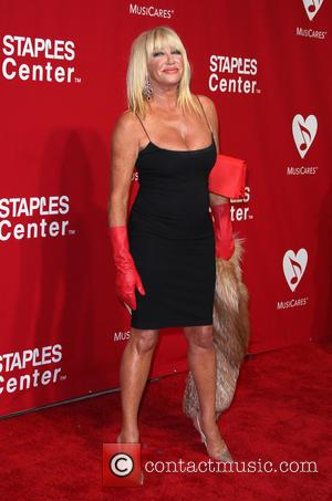 Suzanne Somers - 2016 MusiCares Person of the Year honoring Lionel Richie held at the Los Angeles Convention Center -...