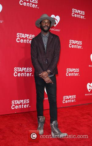 Gary Clark Jr. - 2016 MusiCares Person of the Year honoring Lionel Richie held at the Los Angeles Convention Center...