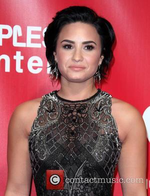 Demi Lovato & Ariana Grande Hike To Manson Murder House