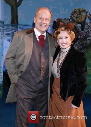 Kelsey Grammer and Sandy Duncan