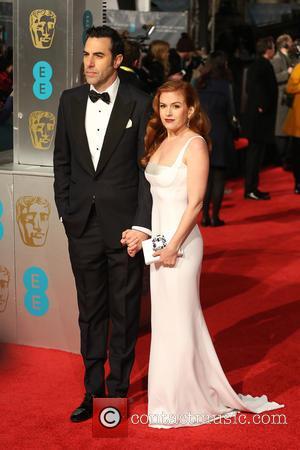 Sacha Baron Cohen: 'My Wife Hated Borat'
