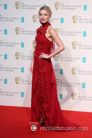 Annabelle Wallis - EE British Academy Film Awards (BAFTA) Awards Winners Room 2016 at British Academy Film Awards - London,...