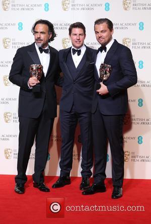 Alejandro Gonzalez Inarritu, Leonardo Dicaprio and Tom Cruise