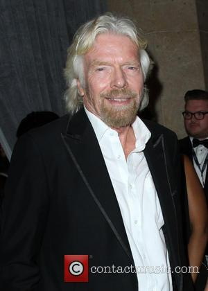Richard Branson Smashes Teeth Playing Tennis
