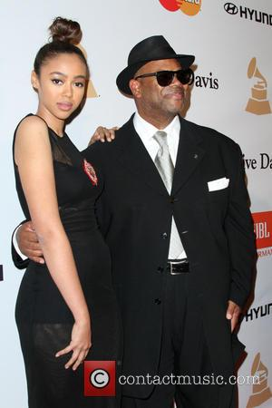 Jimmy Jam and Bella Harris