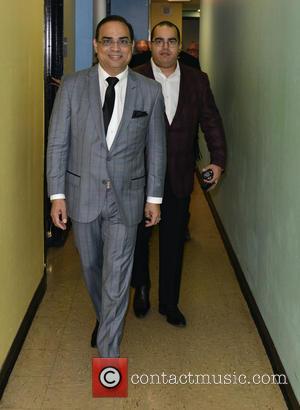 Gilberto Santa Rosa and Joel Santa Rosa
