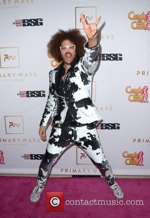 Redfoo - Primary Wave 10th Annual Pre-Grammy Party at The London West Hollywood - Arrivals at The London West Hollywood...