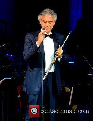 Andrea Bocelli Offers To Mentor Latin Grammys Best New Artist