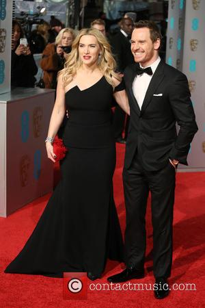 Kate Winslet and Michael Fassbender