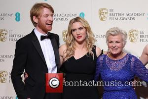 Kate Winslet, Julie Walters and Domhnall Gleeson