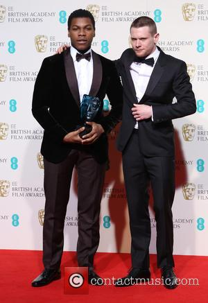 John Boyega and Jack O'connell