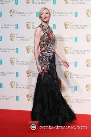 Cate Blanchett - EE British Academy Film Awards 2016 (BAFTAs) held at Royal Opera House - Press Room at British...