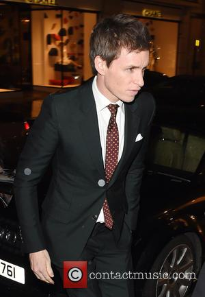 Eddie Redmayne - Celebrities attend a Pre-BAFTA dinner held at Louis Vuitton Store - London, United Kingdom - Sunday 14th...
