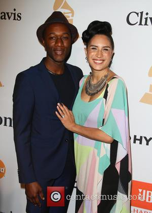 Aloe Blacc and Maya Jupiter
