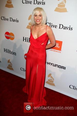Natasha Bedingfield - 2016 Pre-GRAMMY Gala And Salute to Industry Icons Honoring Irving Azoff at The Beverly Hilton Hotel -...