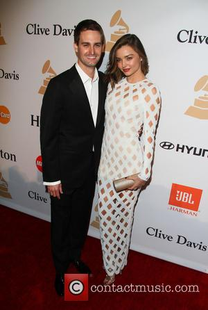Miranda Kerr Engaged To Snapchat Founder