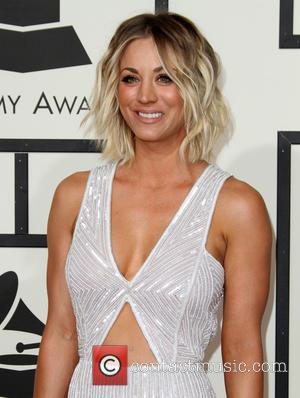 Kaley Cuoco Laughs Off Sam Hunt Dating Rumours