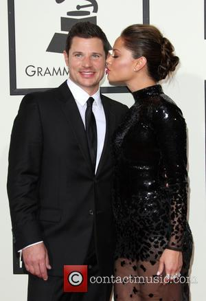 Nick Lachey and Wife Vanessa Lachey