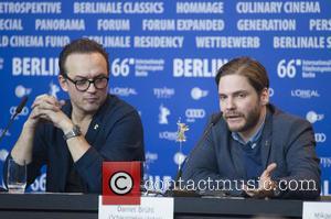 Vincent Perez and Daniel Bruhl