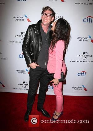Teddy Landau and Michelle Branch